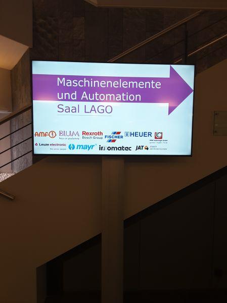AMF auf dem 9. mav Innovationsforum 2017 in Böblingen