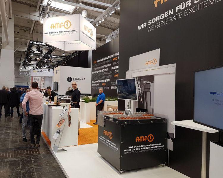 AMF auf der Hannover Messe 2017
