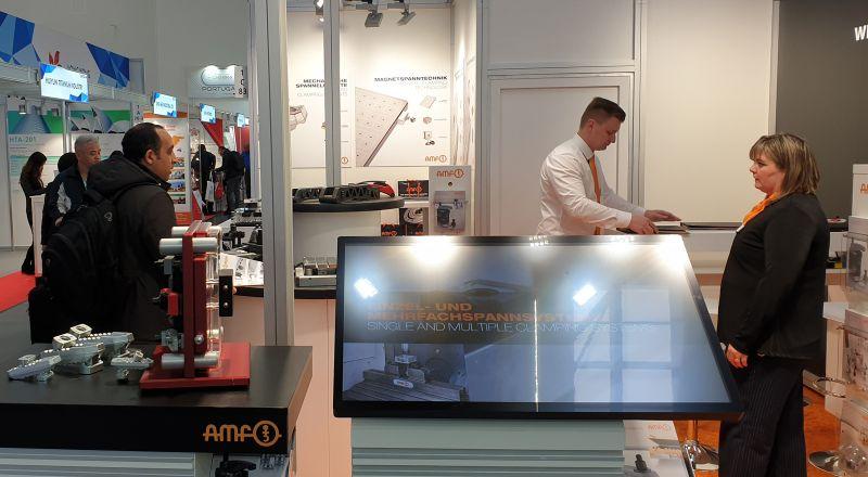 AMF - Impressionen von der K2019