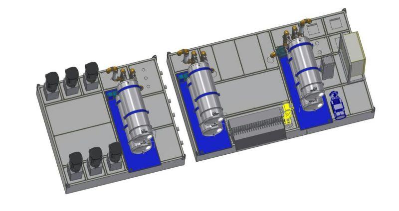DIEDRON - Filteranlage im Werkzeugschleifen