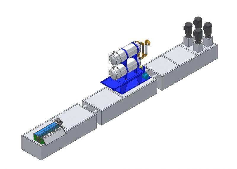 DIEDRON - Filteranlage / Feinstfiltration