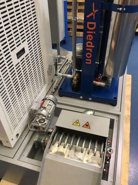 Diedron - Filteranlage - Detailaufnahme