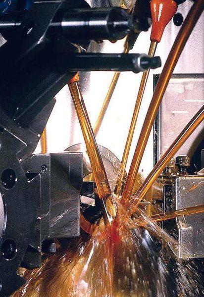 Filtration von Bearbeitungsöl