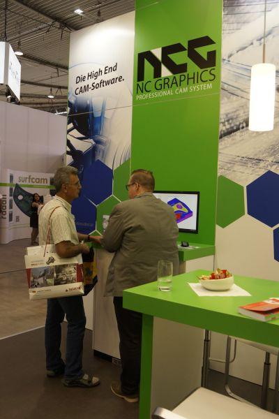 NC Graphics auf der Moulding EXPO 2017