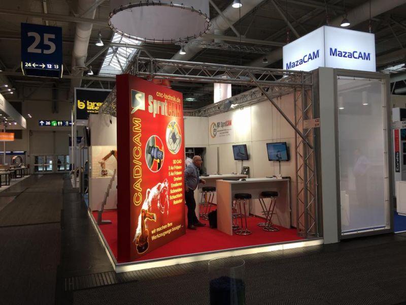 SprutCam auf der EMO Hannover 2017