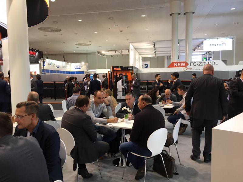 Mazak auf der EuroBLECH 2018