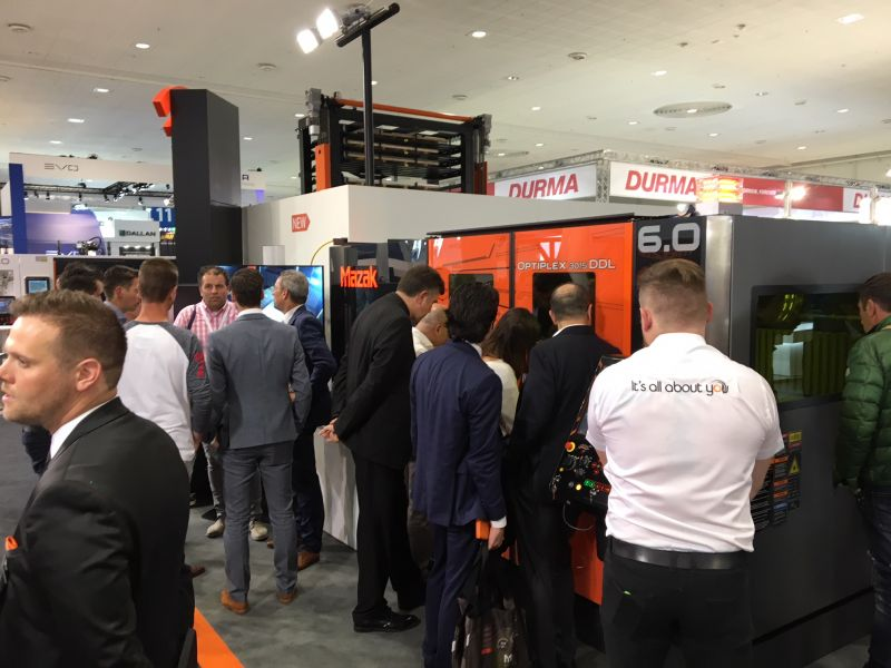 Mazak at EuroBLECH 2018