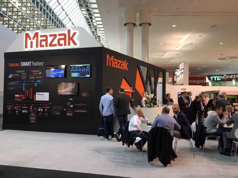 Mazak en la EuroBLECH 2018