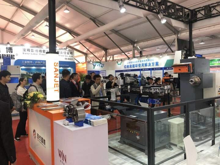 2019 - CIMT(Beijing, China)
