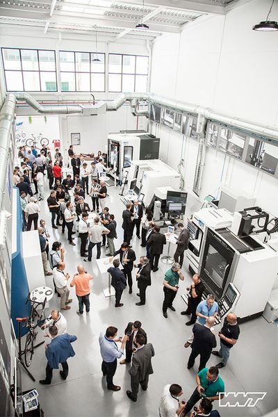 WNT Inaugura su Technical Center en Madrid