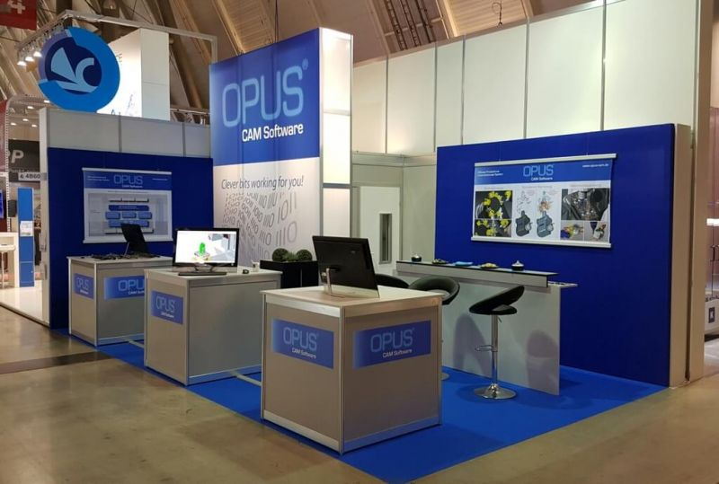 AMB 2016 Hall 4 OPUS booth 4B60
