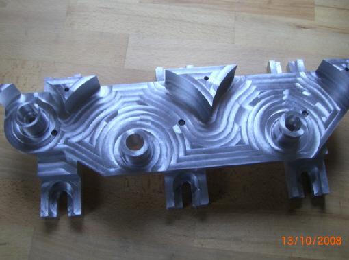Imágenes de piezas de trabajo: SEK Systemtechnik