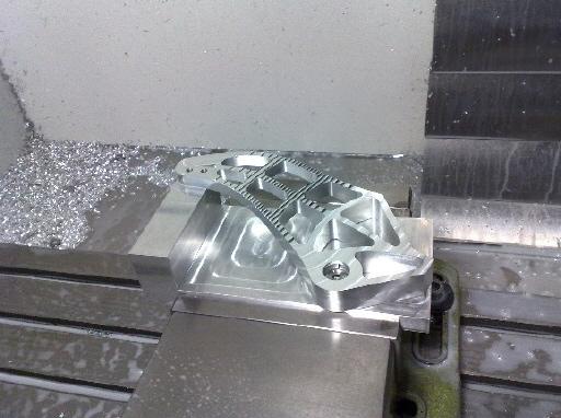 Werkstückgalerie Rene Rumler CNC-Frästeile