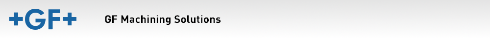 GF Machining Solutions - Banner