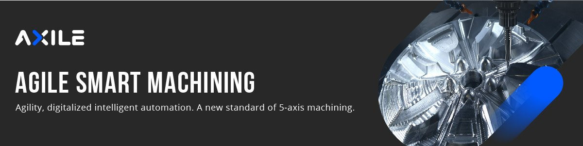 AXILE Machine - Banner