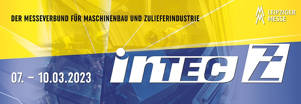 Messeverbund Intec & Z - Banner