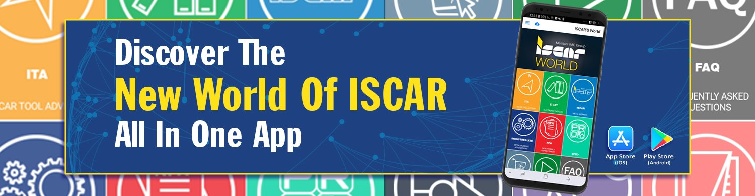 ISCAR Germany GmbH - Banner