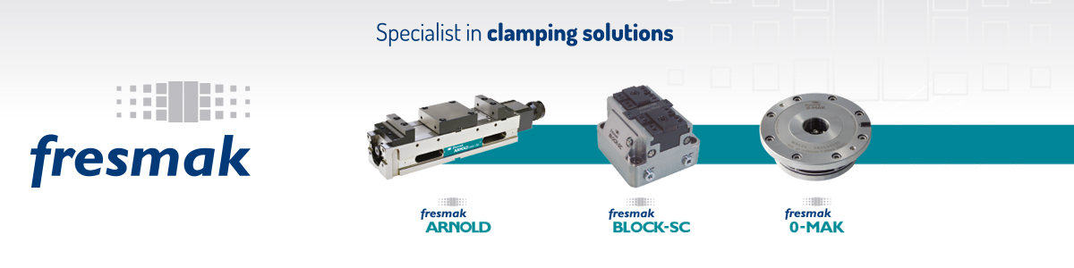 Fresmak Clamping Solutions - Banner