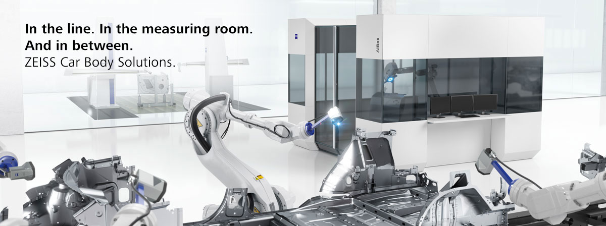 ZEISS Industrial Metrology - Banner