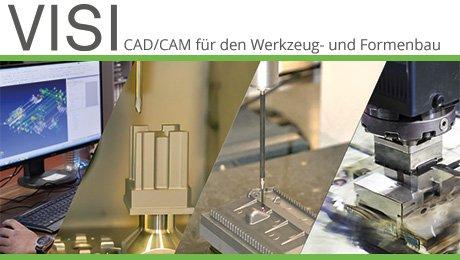 Webinar Automatisierter Elektrodenprozess mit VISI - vom CAD bis zur Erodiermaschine - MECADAT AG