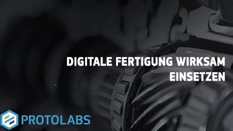 Webinar Digitale Fertigung - Optimieren Sie Ihren Produktentwicklungsprozess - Proto Labs Germany GmbH
