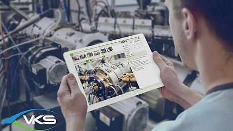 Webinar VKS – Werkerassistenz für die gesamte Produktion - VKS