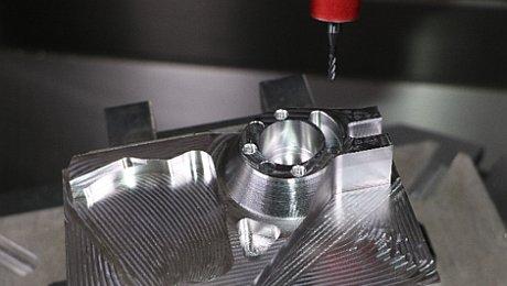 SolidCAM für den Maschinenbau – mit 4 Modulen sicher ans Ziel!