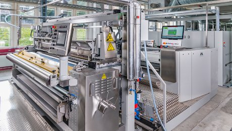 Webinar Latest Coating Technology supported by Special Measuring Systems - Textile Machinery