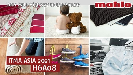 Webinar Mahlo: Your Data Highway to the Future.  - Textile Machinery