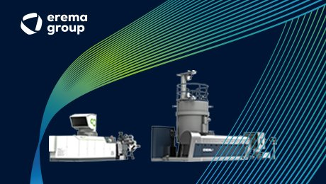 Webinar EREMA Group innovative solutions on Polymer Fiber & Composites Recycling  - Textile Machinery