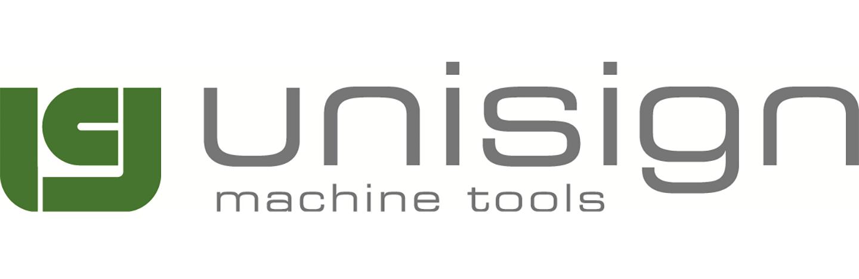 UNISIGN Machine Tools - Banner