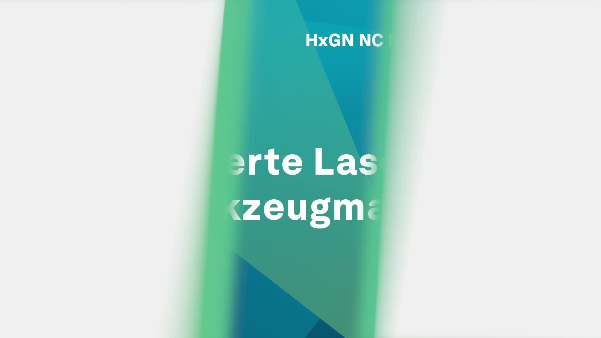 Detaillierte Laserscans mit HxGN NC Measure