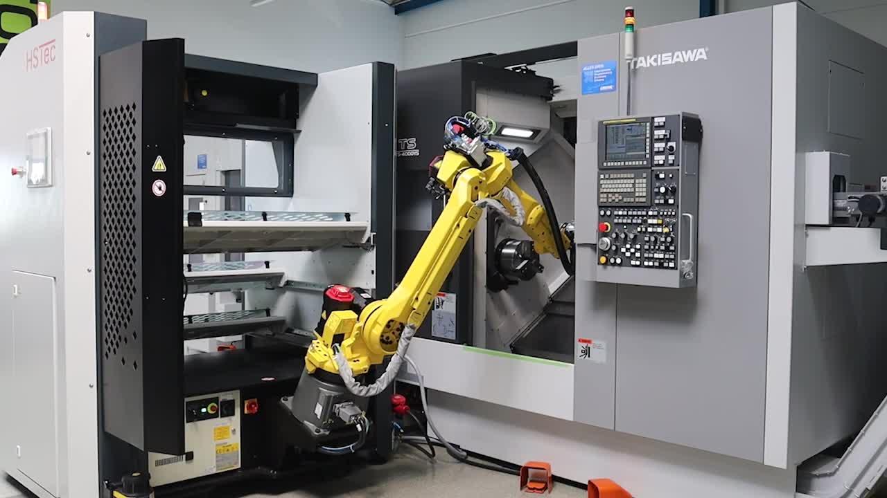 Lerinc Roboterautomation