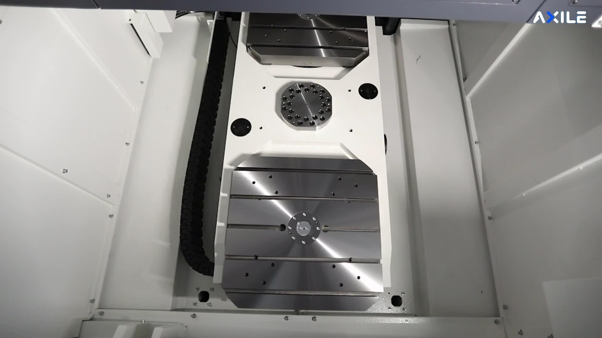 【AXILE-Produkt】G6 Motorisierter Palettenwechsler (MPC)