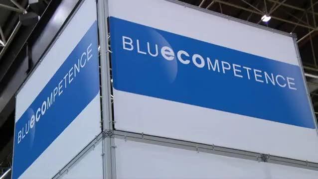 Blue Competence für Nachhaltigkeit im Werkzeugmaschinenbau