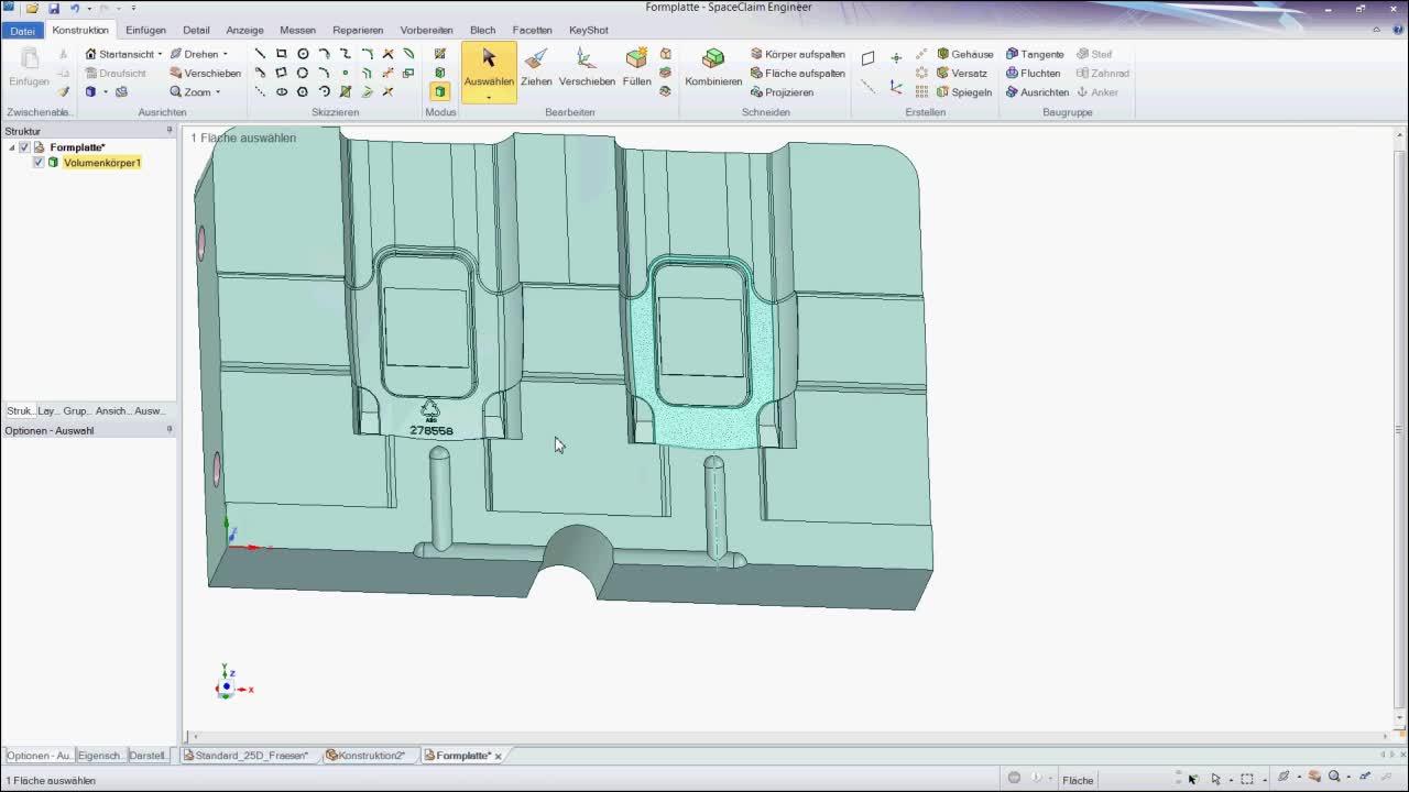 VANC CAD Datenaufbereitung