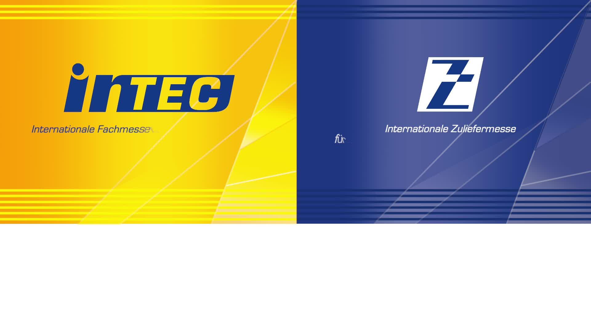 Willkommen bei der Intec und Z 2019