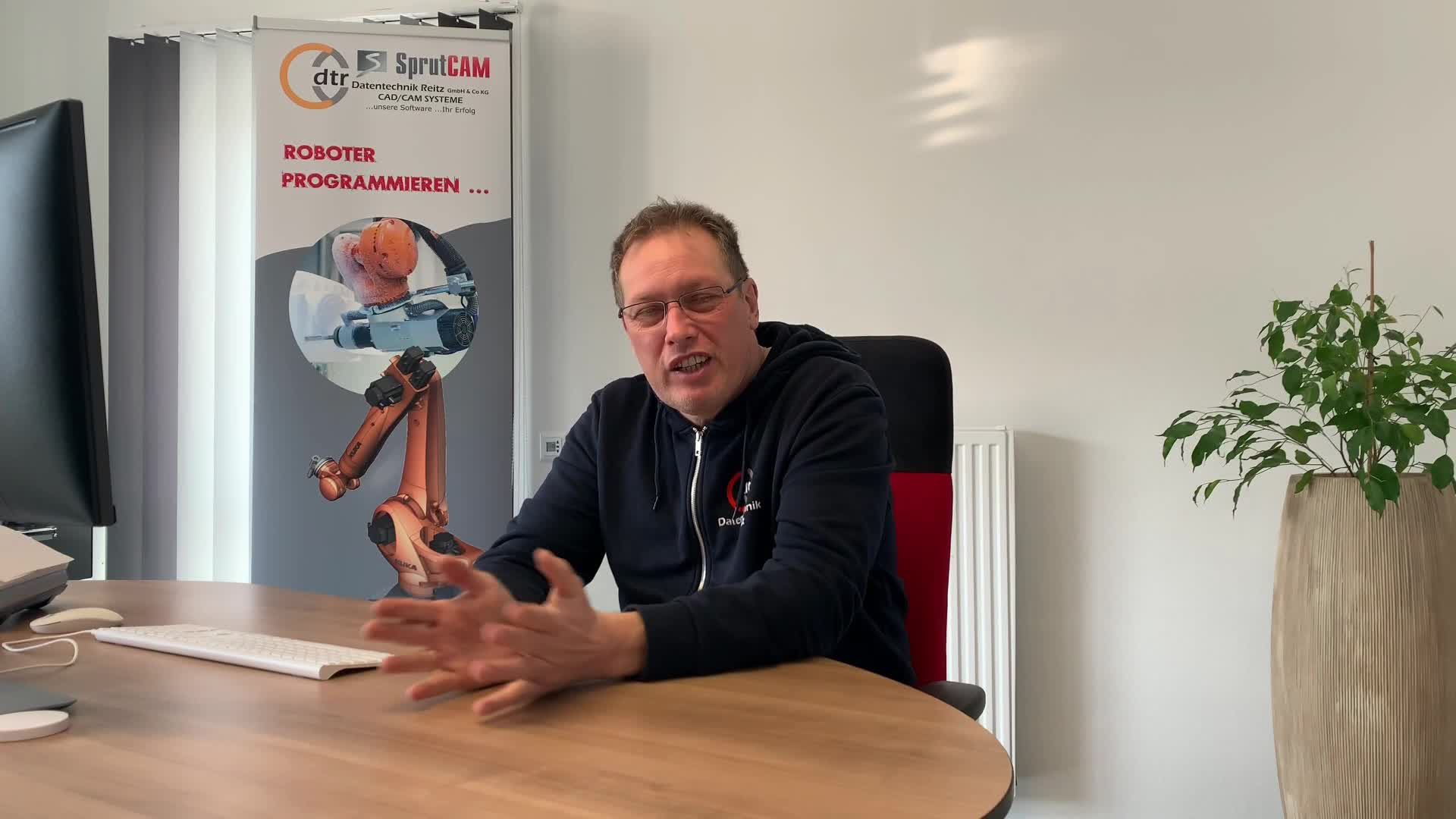 25 Jahre Datentechnik Reitz - Interview Teil 1/6