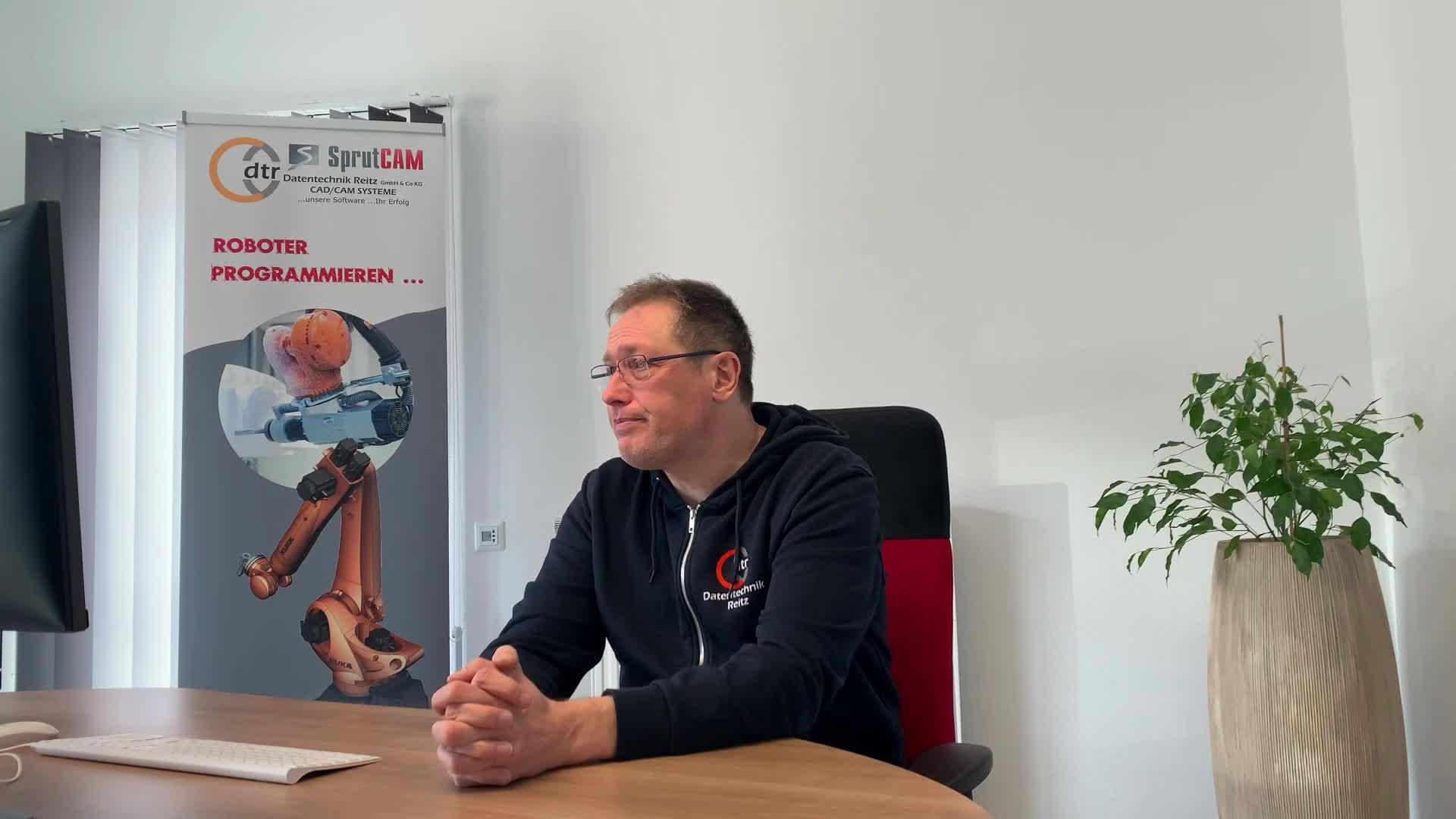 25 Jahre Datentechnik Reitz - Interview Teil 2/6