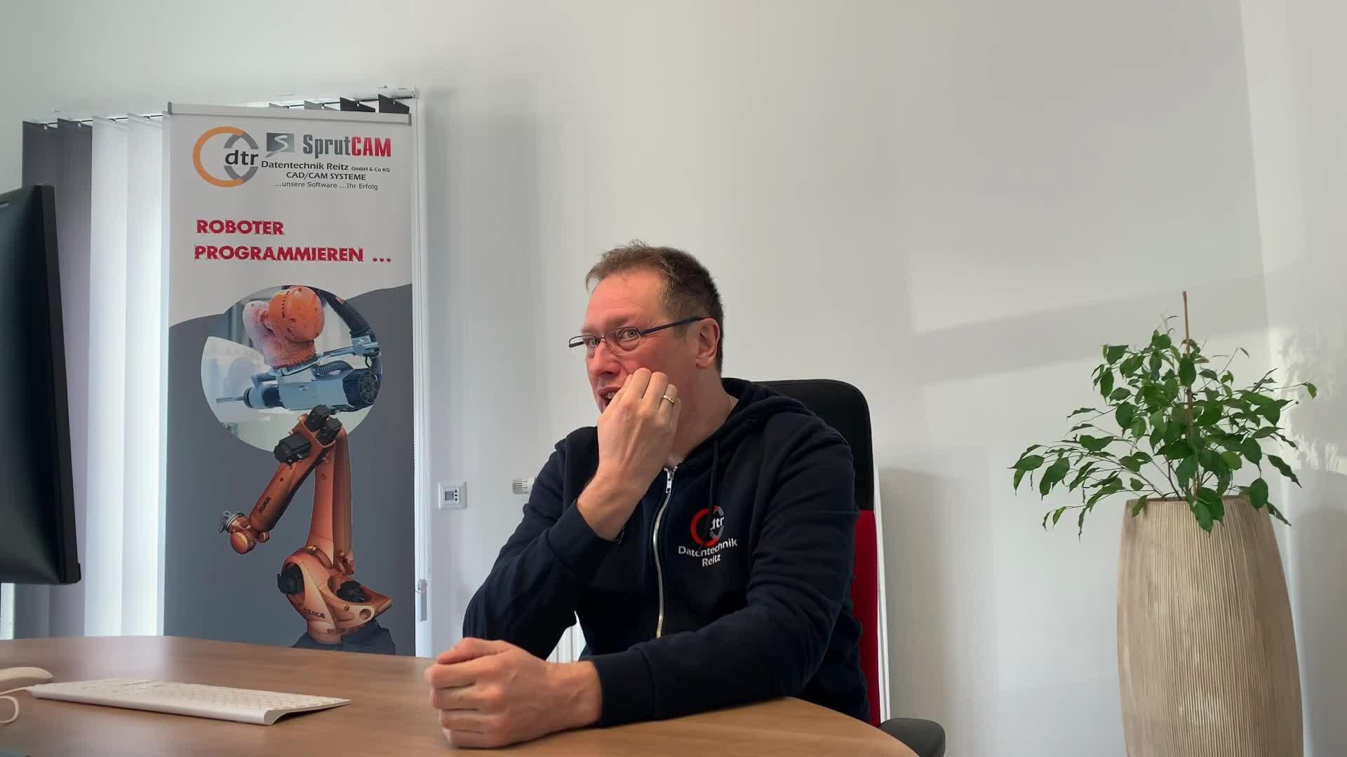 25 Jahre Datentechnik Reitz - Interview Teil 3/6