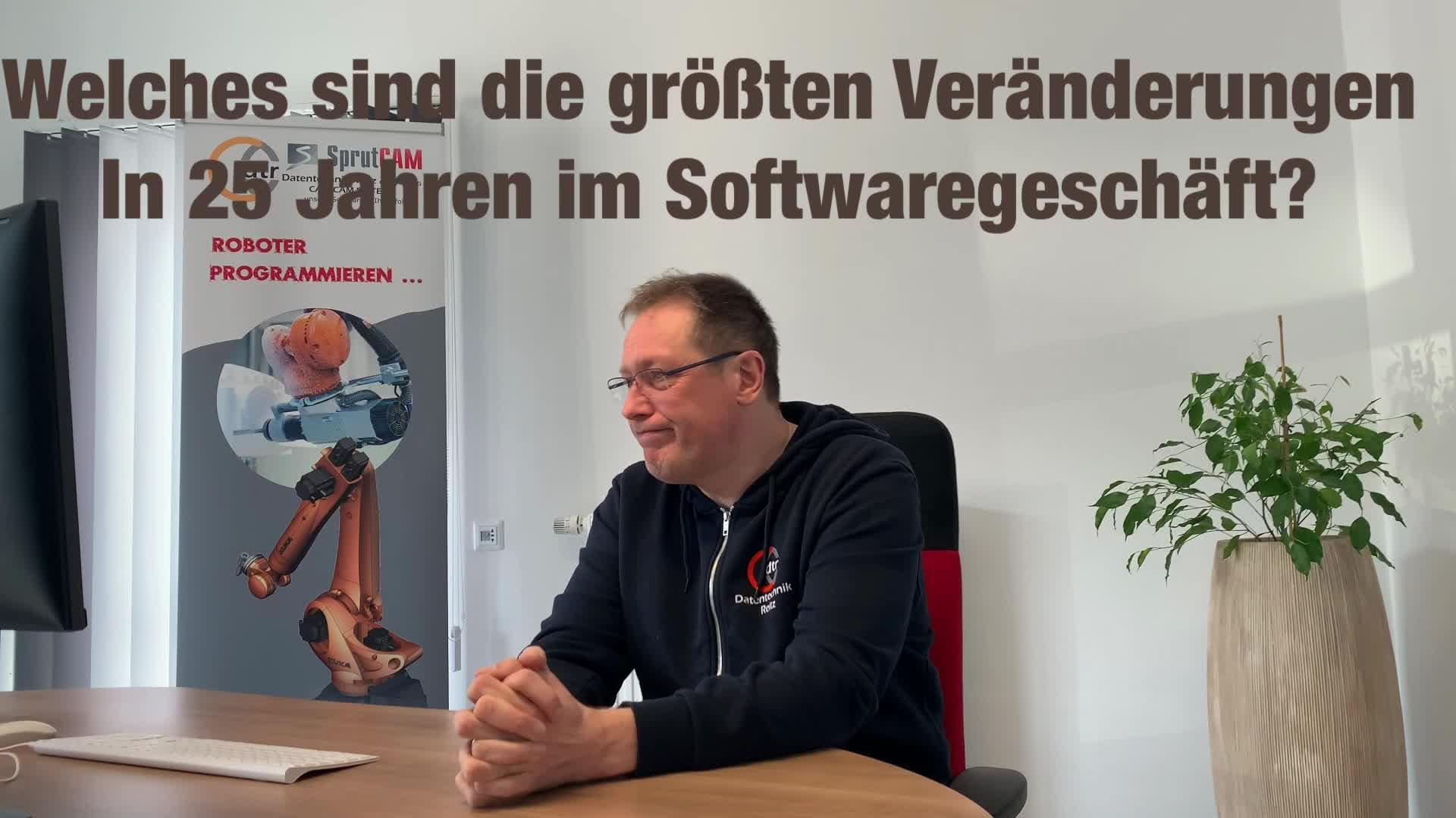 25 Jahre Datentechnik Reitz - Interview Teil 4/6