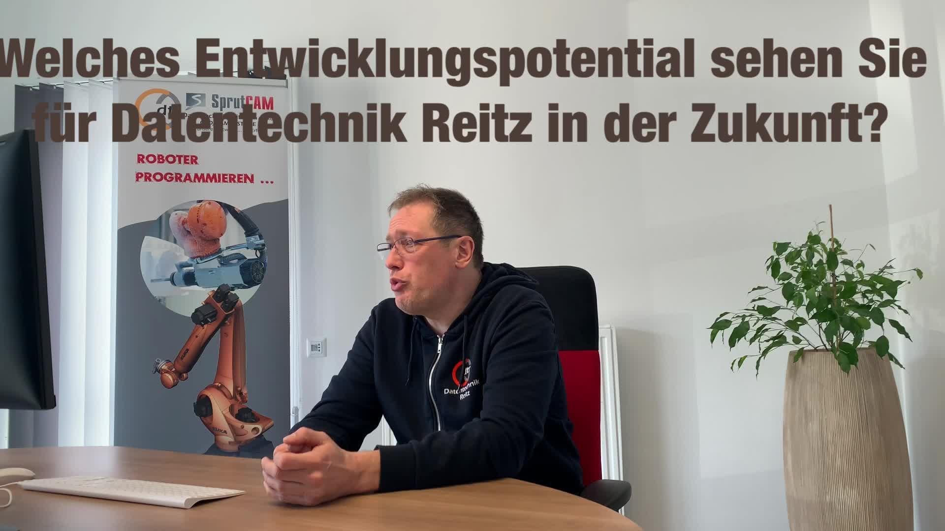 25 Jahre Datentechnik Reitz - Interview Teil 5/6