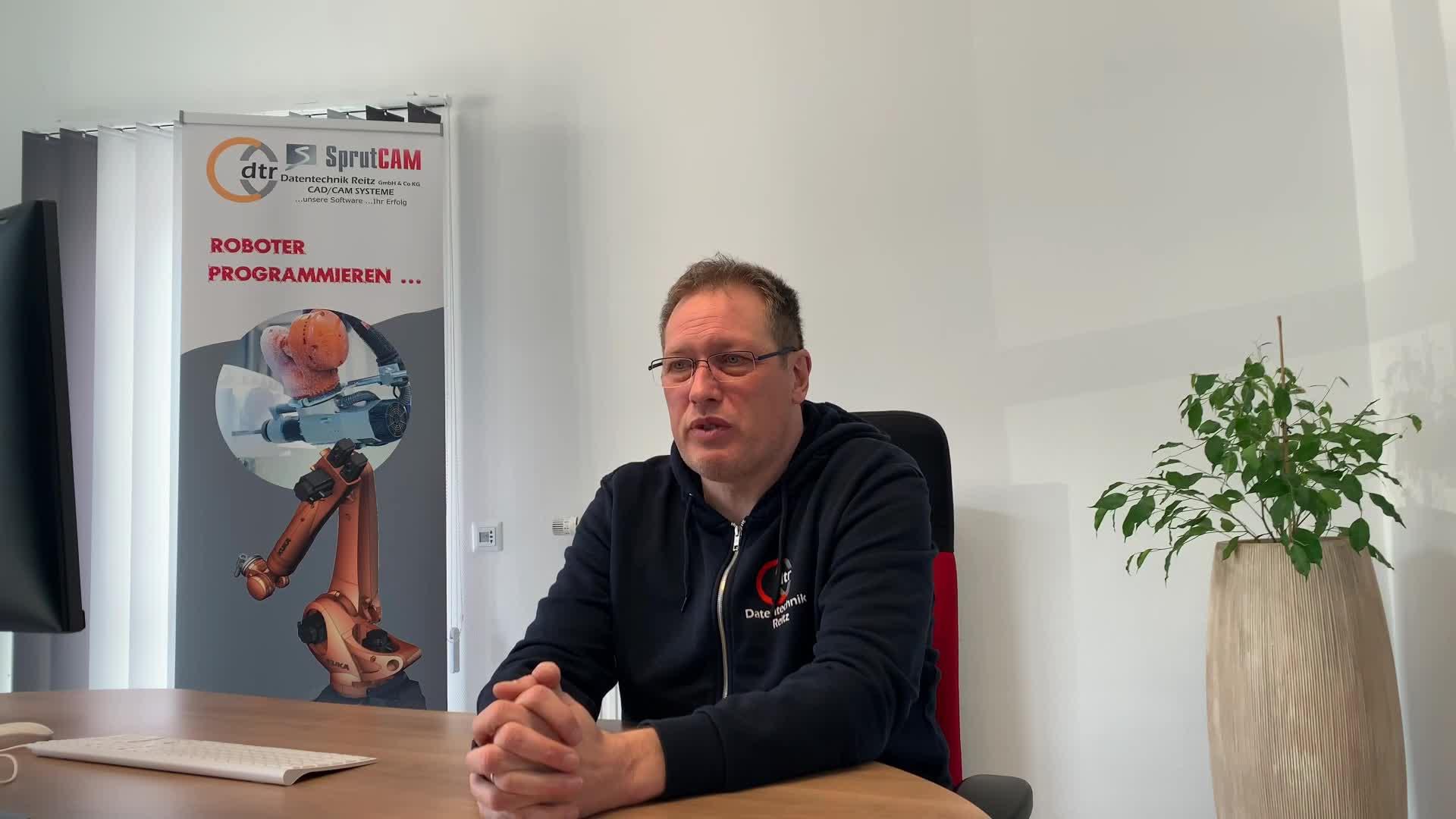 25 Jahre Datentechnik Reitz - Interview Teil 6/6