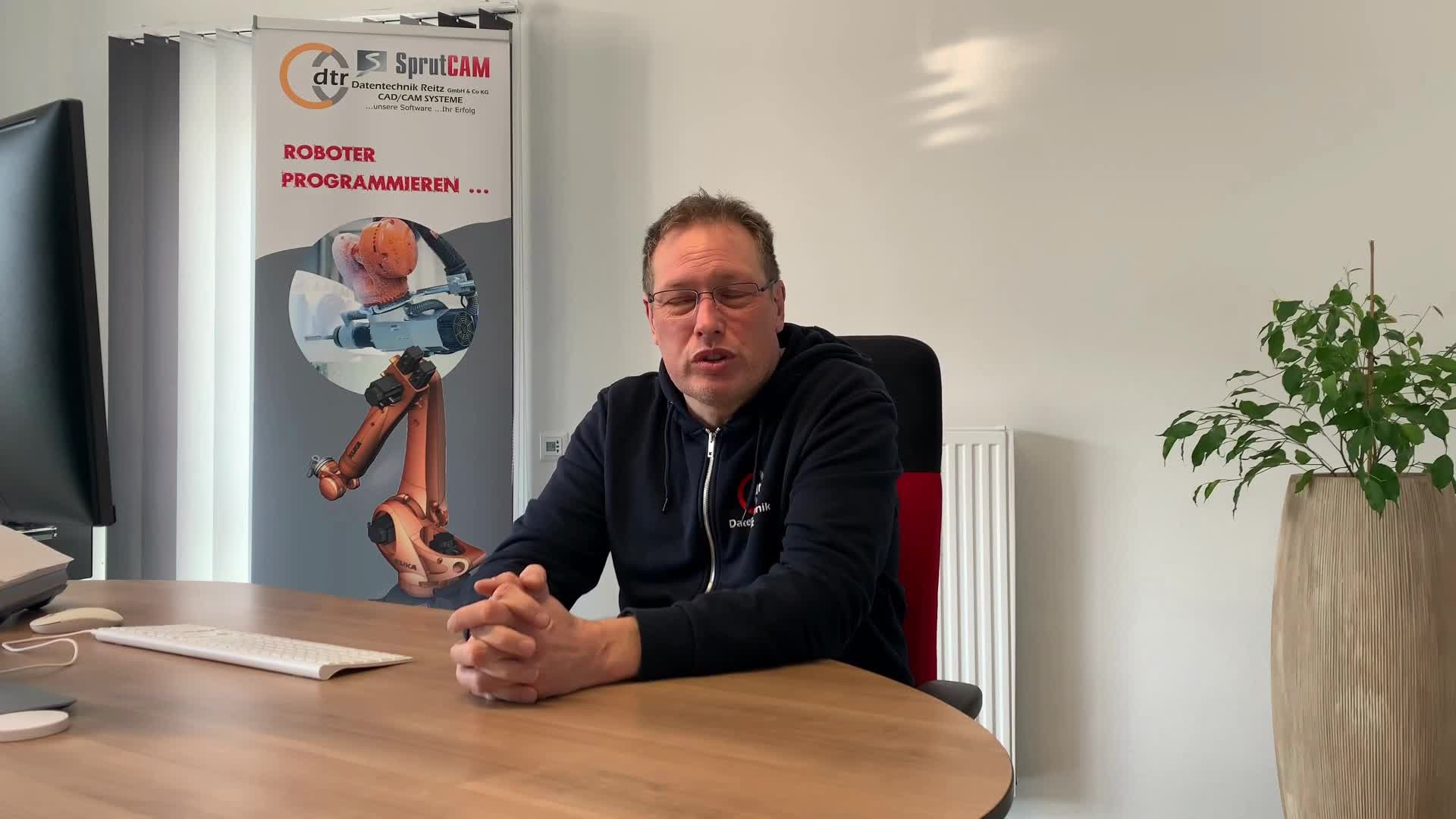 25 Jahre Datentechnik Reitz - Interview komplett