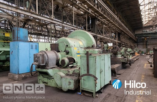 1 - Skoda DGM 1200 Deep Hole Boring Machine