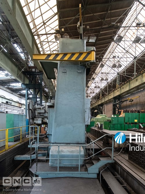 1 - Skoda W200HA Horizontal Boring Machine