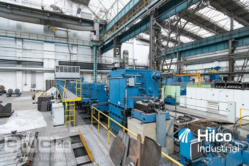 1 - Skoda WD200G Horizontal Boring Machine