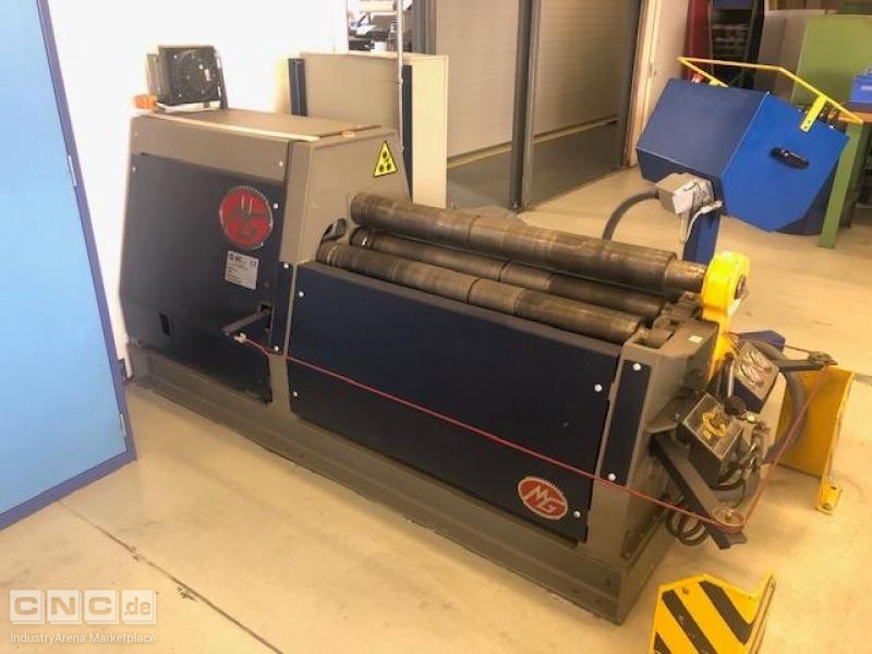 MG MH 1206 4 roll hydraulic Plate bender