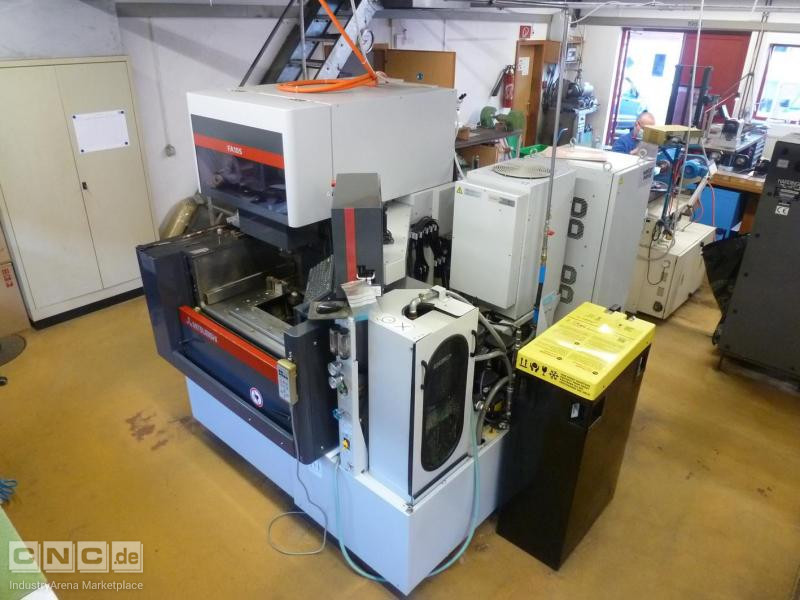 Mitsubishi FA 10 S Wire cutting machine