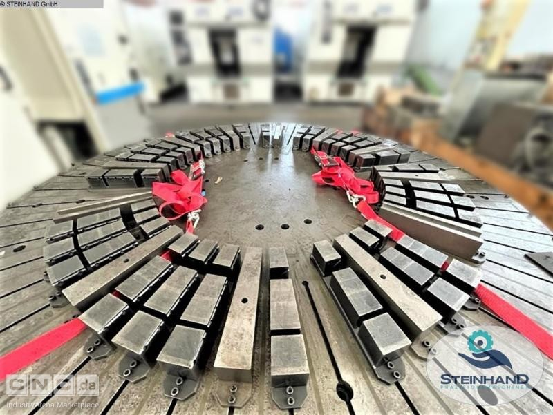 Magnet-Rundtisch Magnet rotary table